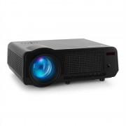 Klarstein LCDP - HD - Q -2000 - B LED proiector HDMI USB VGA FullHD 1080p negru