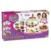 Sweet Art - Super Kit partito (Cefa Giocattoli 21745)