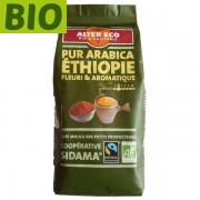 Cafea macinata Etiopia arabica BIO - 260 g