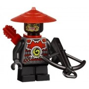Lego Ninjago 2013 Final Battle Stone Scout Minifigure by LEGO (English Manual)