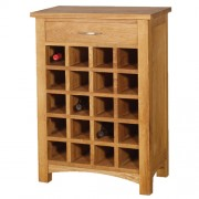 Brooklyn Wine Rack with Drawer