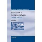 Introduction to Mesoscopic Physics by Yoseph Imry