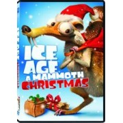 ICE AGE A MAMMOTH CHRISTMAS DVD 2011