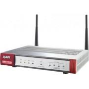 Firewall Wireless ZyXEL USG-20W 1 WANs 4 LAN - DMZ ports