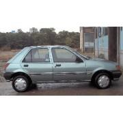 Marmitta Ford Fiesta Centrale 1.4 dal 1989