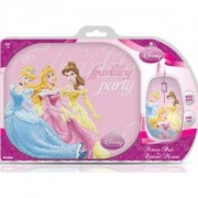 Disney Twin Pack Princess: Optical Mouse + Mouse Pad DSY-TP2002 - DISNEY MOUSE+PAD PRINCESS