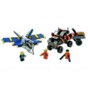 LEGO Agents Goudjacht Missie 3 - 8630