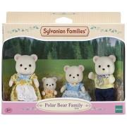 Sylvanian Families - Familia de osos polares (5183)