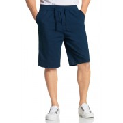 Mens Southcape Rib Waist Shorts - Grey Trousers