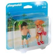 Playmobil 5165 Duo Pack Coppia Di Vacanzieri