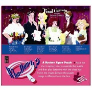 Who-Dun-It Final Curtain Jigsaw Puzzle 1000pc by Lagoon Games