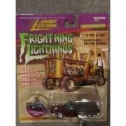 Johnny Lightning Frightning Lightnings 1 of 17 500 Elvira Macabre Mobile (Purple)