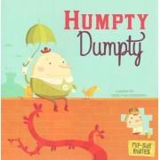 Humpty Dumpty Flip-Side Rhymes by Danny Chatzikonstantinou