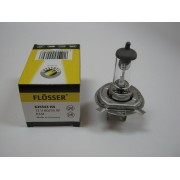 FLOSSER BEC H4 12V 60/55W