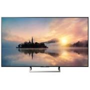 "Televizor LED Sony 109 cm (43"") KD-43XE7005BAEP, Ultra HD 4k, Smart TV, WiFi, CI+ + Voucher Cadou 50% Reducere ""Scoici in Sos de Vin"" la Restaurantul Pescarus"