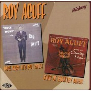 Roy Acuff - Once More/ King of Country (0029667198820) (1 CD)
