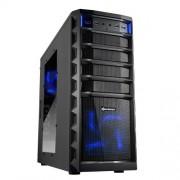 Sharkoon REX3 Value Black Midi-Tower Nero