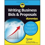 Business Bid and Tender Writing for Dummies