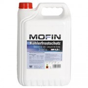 Mofin Kühlerfrostschutz M12 silikatfrei 5 Liter Kanne