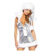 Costume Sexy Siberiana