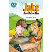 Storyworlds Bridges Stage 10 Jake Ace Detective (Single) by Margaret Ryan