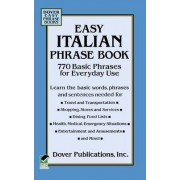 Easy Italian Phrase Book by Dover Publications
