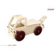 Camion din lemn pentru copii – culoare lemn natur