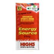 High5 Energy Source Summer Fruits 47 g mit Elektrolyte 2016 Nahrungsergänzung