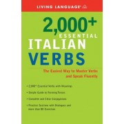 2000+ Essential Italian Verbs by Living Language