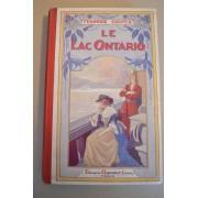 Le Lac Ontario De Flenimore Cooper Traduction Defauconpret 9 Illustration Hors Texte De Mylio Édition Librairie Garnier Frères Paris 1931