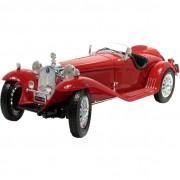 Alfa Romeo 8c 2300 Spider Touring 1:18 rood