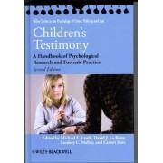 Children's Testimony by Michael E. Lamb