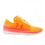 Under Armour Women's SpeedForm Slingride Running Shoes - Glow Orange - US 8/UK 5.5