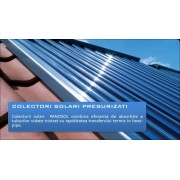 Panou solar cu tuburi vidate Panosol CS 25 58/1800