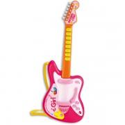 Chitara electronica Bontempi I Girl cu lumini