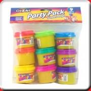 Cra-Z-Art Softee Dough - 9 Party Pack