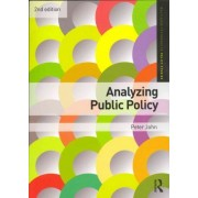 Analyzing Public Policy by Peter John