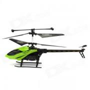 J045 3,5 CH Télécommande IR R / C Helicopter w / Gyroscope - noir +