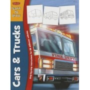 Learn to Draw Cars & Trucks by Walter Foster Publishing