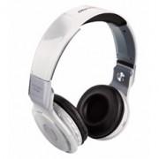 Auriculares Reproductor MP3 Woo PS400B / Bluethoot / Microfono / Fm / Micro Sd / Llamadas Remotas / Blanco