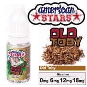 [DESTOCK] E-LIQUIDE AMERICAN STARS OLD TOBY - En Promotion : -36%