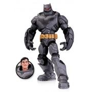 Dc Collectibles Action Figures Series 2: Thrasher Suit Batman Deluxe Figure By Gr