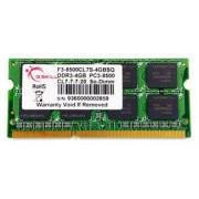 G.Skill 4 GB SO-DIMM DDR3 - 1066MHz - (F3-8500CL7S-4GBSQ) G.Skill CL7