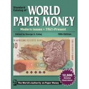 Standard Catalog of World Paper Money - Modern Issues 2013 by George S. Cuhaj