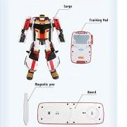 Young Toys Tobot Cargo Transforming Toy Robot Transformer Car Robot
