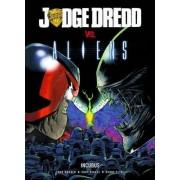 Judge Dredd Vs. Aliens: Incubus by John Wagner