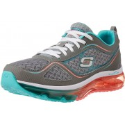 Skechers SKECH-AIR SUPREME Running Shoes(Grey)