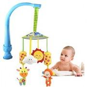SKK BABY Take Along Activity Mobile Toys Stroller Car Seat Crib Hanging Toys Gift For Newborn Infant