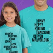T-shirts Father Daughter