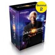 Colectia Prin Gaura de Vierme cu Morgan Freeman sezonul 2 (5 DVD)